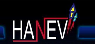 Hanev - fajerwerki | śmieszek, maxsem, kometa