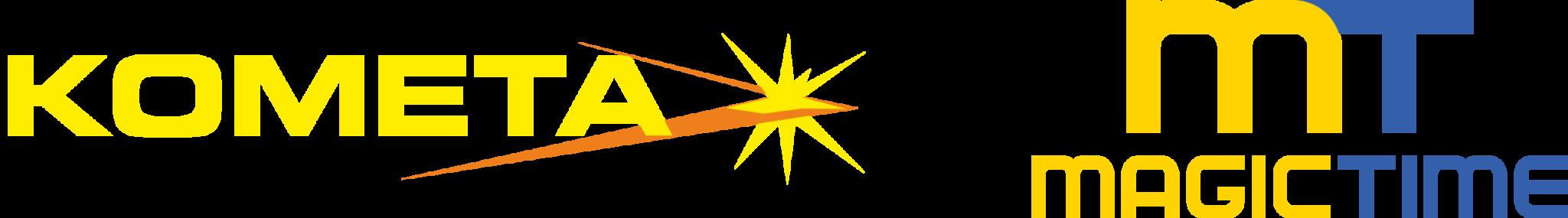 Kometa fajerwerki Bydgoszcz - logo